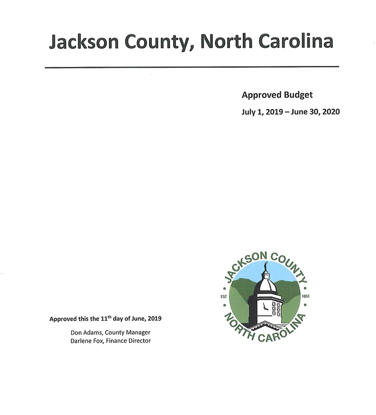 jackson county nc property tax records